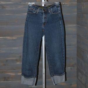 NYDJ Tummy Tuck Denim Jeans, Size 4